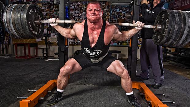 powerlift squat